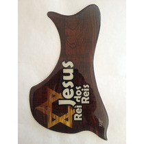Escudo Rrp Para Violão Folk Jesus Rei Dos Reis 2