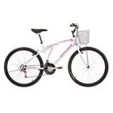Bicicleta Bristol Lance A26 Branca Br261o- Houston