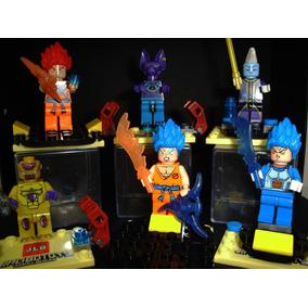 Dragon Ball Z O Renascimento De Freeza Lego Compatível