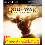God Of War Ascension Ps3 | Digital 100% Original 2016