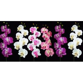 Kit 6 Orquideas Artificiais - Flores Atacado Artificial Flor