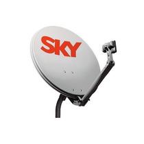 Antena Sky 60cm Completa + Lnb Simples