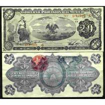 Mi-ver-48 Billete De Veracruz De 20 Pesos
