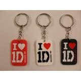 5 Llaveros One Direction 1d Modelo 2012-2013