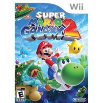 Super Mario Galaxy 2 Para Wii Original Lacrado