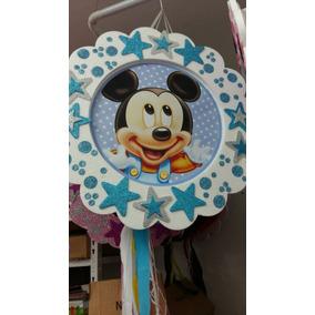 Piñata De Minnie O Mickey Bebe