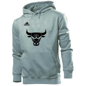 Blusa Moleton Chicago Bulls Basquete 05