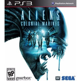 Alien Ps3 Colonial Marines | Digital Español Oferta!