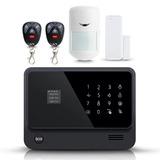Alarma Wifi Para Casa Gratis Sensor Uso Rudo Y Sirena App