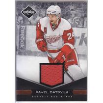 2011 - 2012 Limited Jersey Pavel Datsyuk Red Wings /99