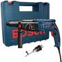 Martelete Perfurador Rompedor 800w Gbh 2-24 Df 220v - Bosch