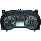 Painel Velocímetro Fiat Punto 08 09 10 11 - 51860617 Novo