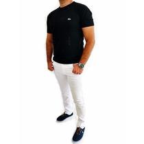 Calça Jeans Masculina Com Lycra Quiksilver / Calvin Klein