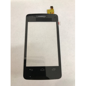 Touch Tactil Alcatel 4010 / 4010a Negro