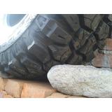 Llantas 35x12.50 R17 4x4 Jeep Camionetas Offroad Mud Claw