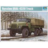 Russian Ural 4320 Truck 1/35 Marca Trumpeter