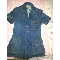 Chaqueta Blue Jeans Marca Caribu