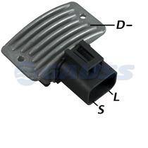 Regulador De Voltagem Kia Besta Gs Ga126