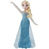Boneca Princesa Clássica Frozen - Elsa - Hasbro