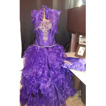 Vestido Para Quinceañera, Xv