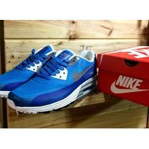 Zapatos Nike Airmax Lunarlon De Caballeros