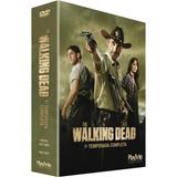 Box Original The Walking Dead A 1ª Temporada Completa 3 Dvds