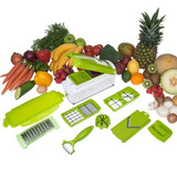 Nicer Dicer Plus Cortador E Fatiador De Legumes, Frutas, Etc