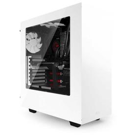Gabinete Gamer Nzxt S340 Blanco Usb 3.0 Fan 120 X 2