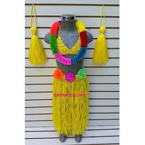 Disfraz Hawaiana Disfraces Hawaiano Baile Primavera Niñas