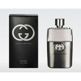 Perfume Loción Gucci Guilty Pour Homme Original 90 Ml Hombre