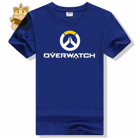 Remera Overwatch, Gaming, Videojuegos, Blizzard, 3d Shooter