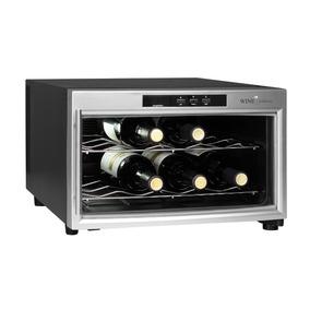 Cava De Vinos Wine Collection Wc-08 Capacidad 8 Botellas