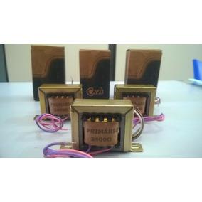 Transformador Saida Audio Radio Valvulado 4w 25l6 35l6 6y6