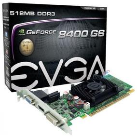 Nvidia Evga 8400gs 512mb 64bits Ddr3