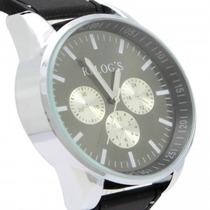 Esportivo E Elegante Relógio Masculino( Exemplo Da Foto Com
