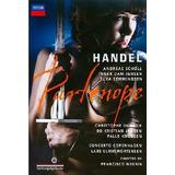 Handel - Partenope - Dam-jensen - Scholl - 2 Dvds