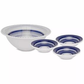 Conjunto Sobremesa Colb 7pçs Oxford Porcelanas - Dinca