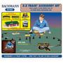 Set Ampliacion Tren Ho Bachmann C/estacion Postes Vias Armon