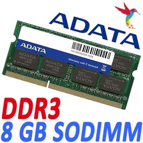 Memoria Ram Adata Ddr3 1333 8gb Laptops Apple Imac Macbook