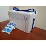 Caja Térmica De Tecnopor N4 + Gel Pack