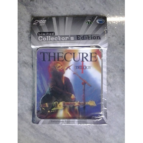 The Cure - Trilogy - Limited Collector´s Edition (dvd)