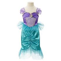 Disney Princess Claves Para El Ariel Dress Unido
