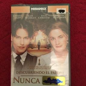 Descubriendo El País De Nunca Jamás Johnny Depp Dvd