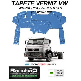 Tapete Verniz Caminhão Vw Worker Titan Delivery 2000..c/capo