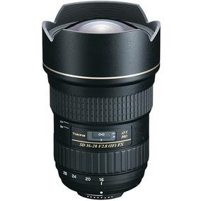 Obj. Tokina 16-28mm 2.8 P/ Nikon E P/ Canon - Pronta Entrega