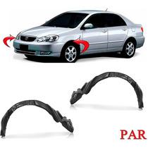 Par Parabarro Corolla Ano 2003 2004 2005 2006 2007 2008