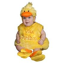 Disfraz Para Niño Viste A América Del Bebé Patito