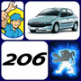 Manual Despiece Peugeot 206 Español