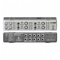 Amplificador De Auriculares Behringer Amp800 4 Canales St