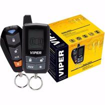 Kit Alarma Seguridad Viper 3305v + 2 Seguros Gratis